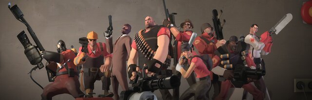 games similar to Team Fortress 2