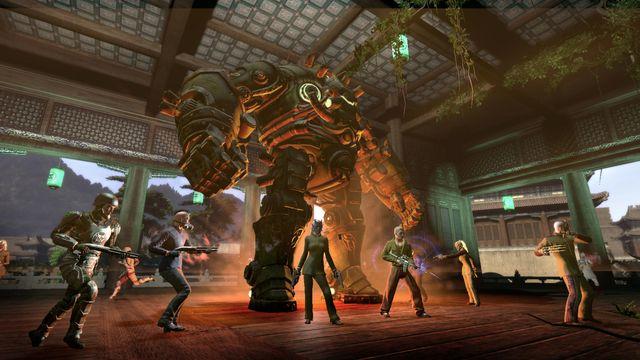 games similar to Secret World Legends