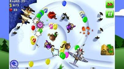 games similar to Bloons TD 4