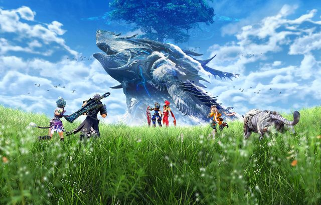 games similar to Xenoblade Chronicles 2
