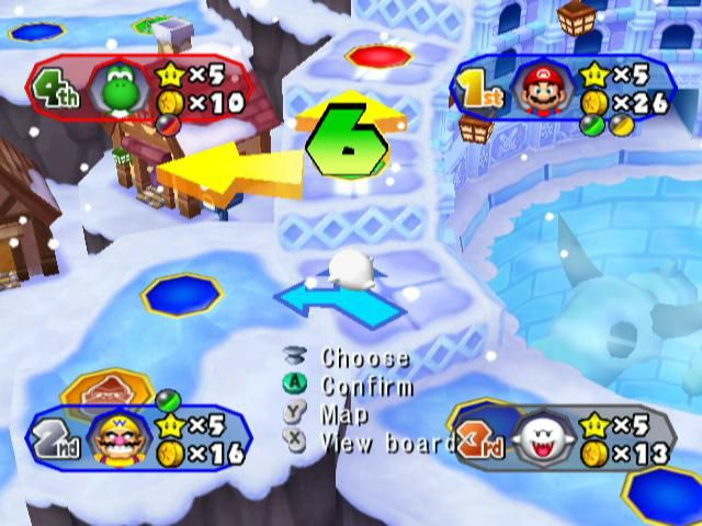 games similar to Mario Party 6