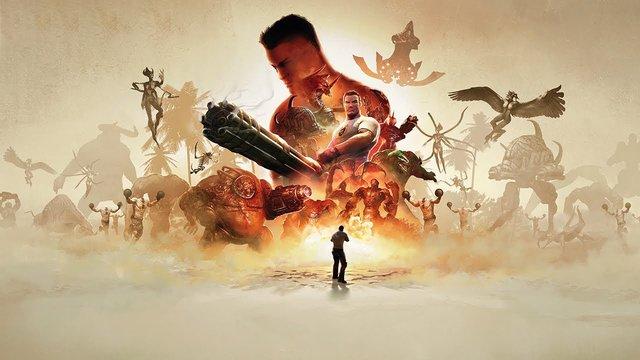 games similar to Serious Sam Fusion 2017 (beta)
