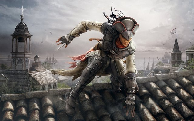 games similar to Assassin's Creed Liberation HD