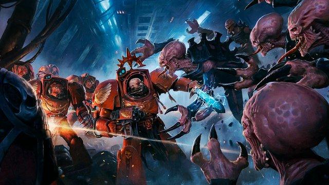 games similar to Space Hulk: Tactics