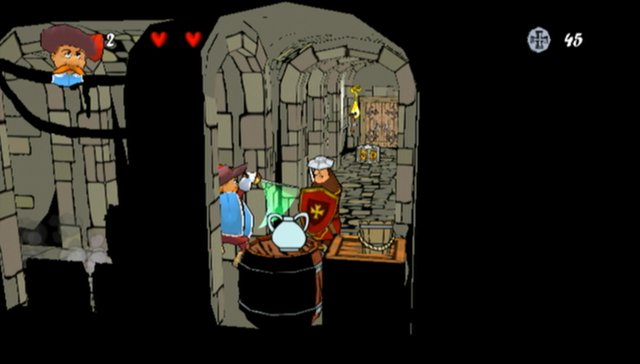 games similar to Legendo's The Three Musketeers