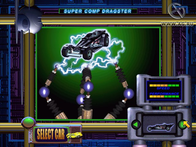 games similar to Hot Wheels Slot Car Racing
