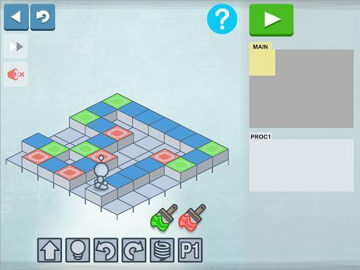 games similar to Lightbot: Programming Puzzles