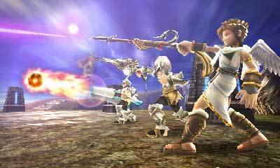 games similar to Kid Icarus: Uprising