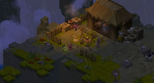 games similar to WAKFU