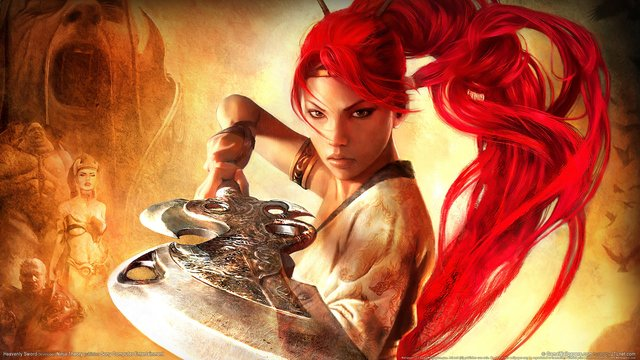 games similar to Heavenly Sword