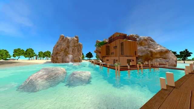 games similar to Heaven Island   VR MMO