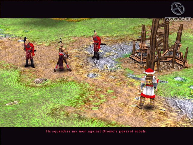 games similar to Battle Realms