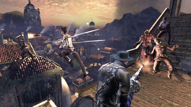 games similar to Damnation