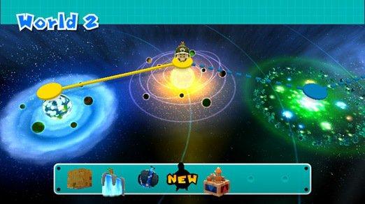 games similar to Super Mario Galaxy 2