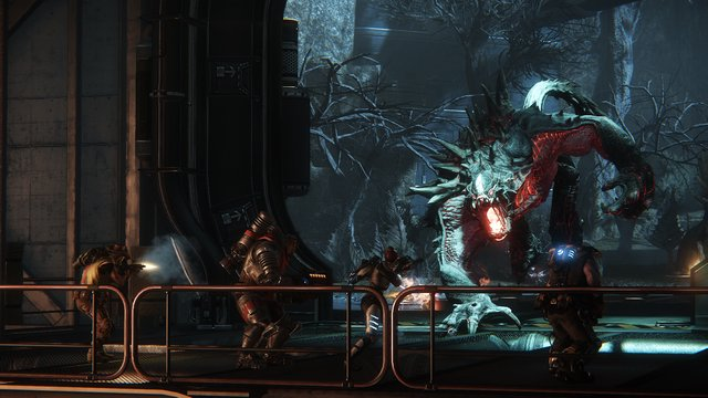 games similar to Evolve Stage 2