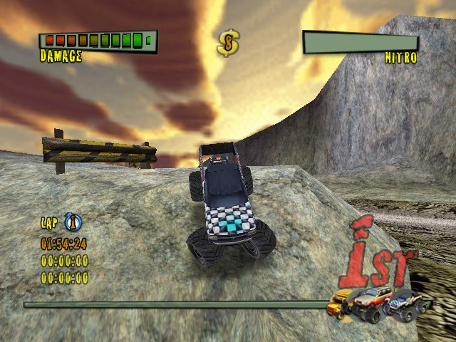 games similar to Monster Trux Extreme (Offroad Edition)