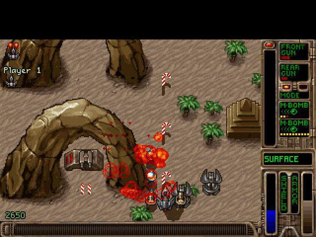 games similar to Tyrian 2000