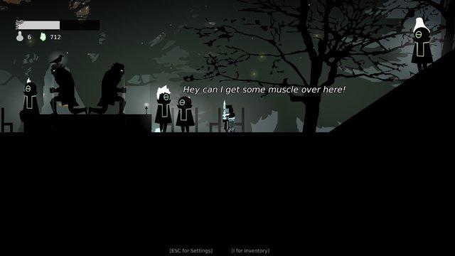 games similar to Never Ending Night