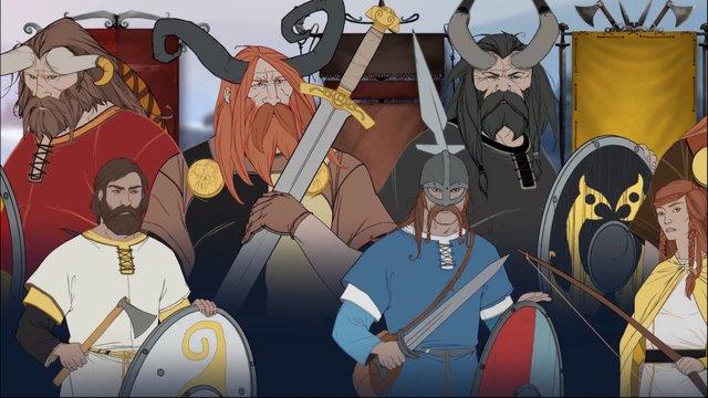 games similar to The Banner Saga: Factions