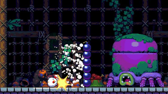 games similar to Bomb Chicken