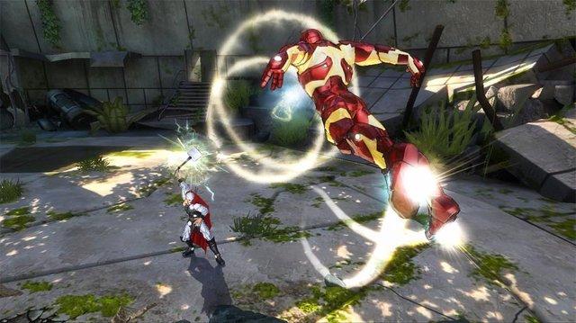 games similar to Marvel Avengers: Battle for Earth