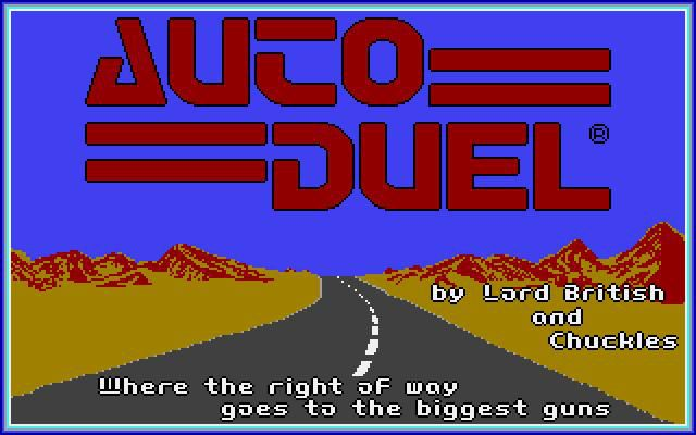 games similar to Autoduel
