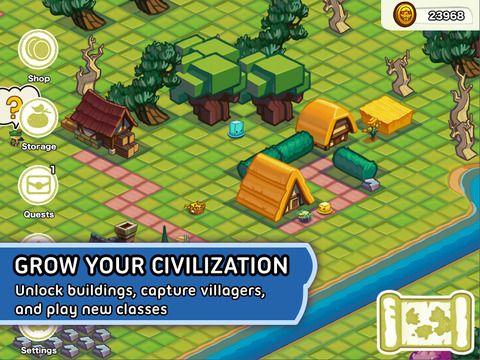 games similar to Sproggiwood