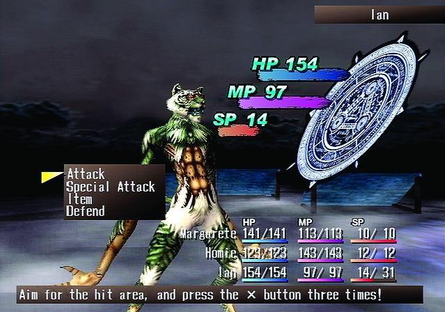 games similar to Shadow Hearts