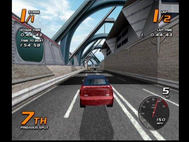 games similar to Vanishing Point (2000)