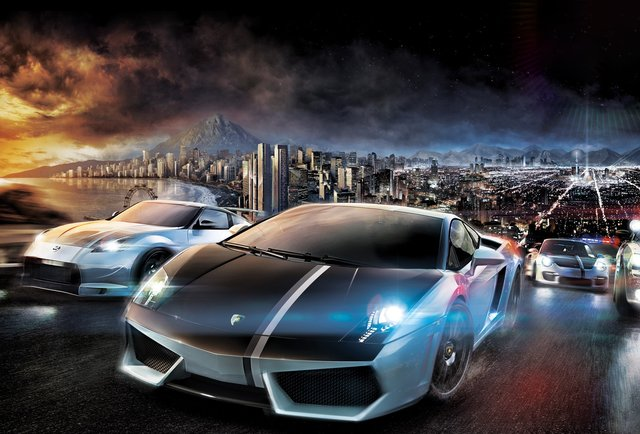 games similar to Need for Speed World