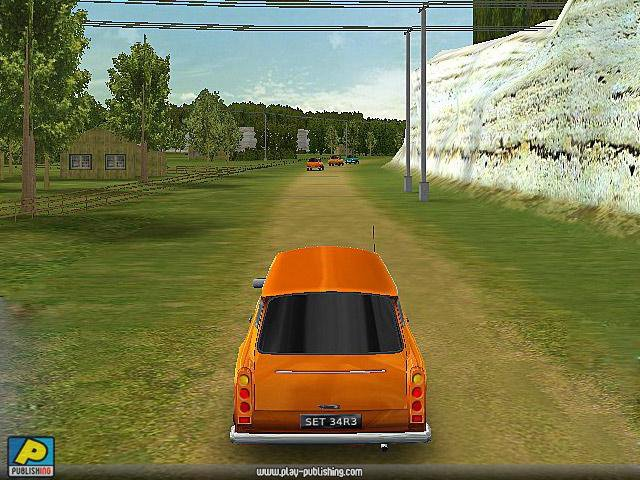 games similar to Trabi Racer