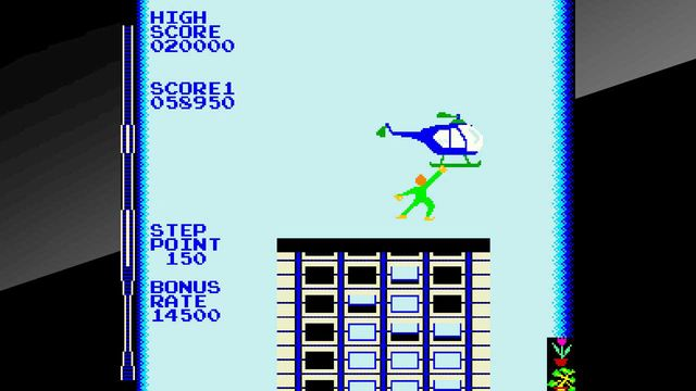 games similar to Arcade Archives CRAZY CLIMBER