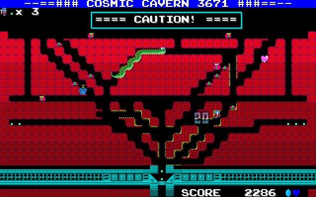 games similar to Cosmic Cavern 3671 宇宙最大の地底最大の作戦