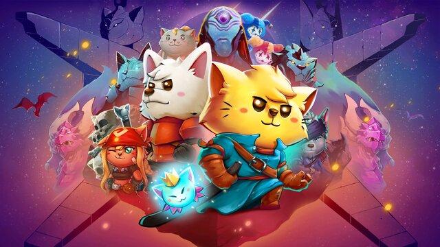 games similar to Cat Quest II