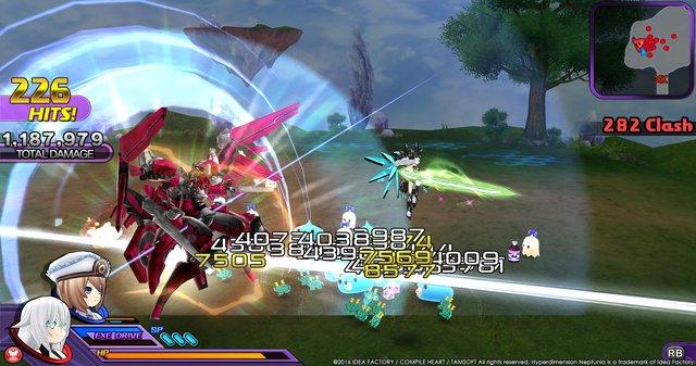 games similar to Hyperdimension Neptunia U: Action Unleashed