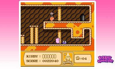 games similar to 3D Classics: Kirby's Adventure