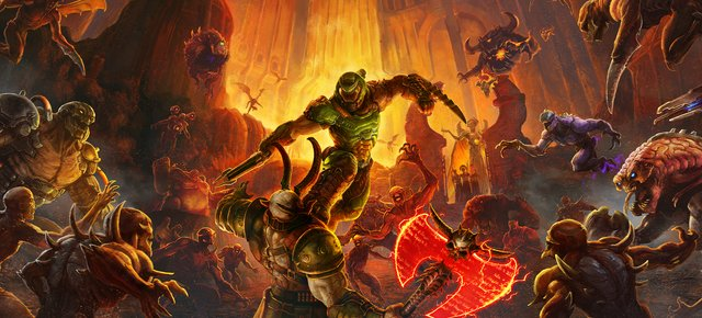 games similar to DOOM Eternal