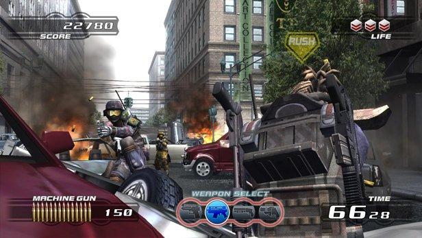 games similar to Time Crisis 4