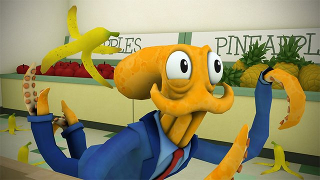games similar to Octodad: Dadliest Catch