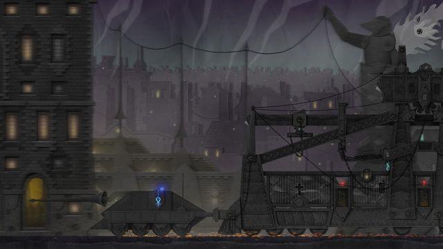 games similar to Dark Train