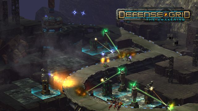 games similar to Defense Grid: The Awakening