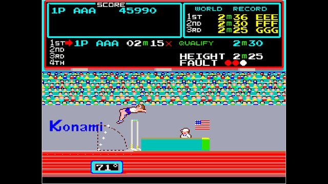 games similar to Arcade Archives TRACK & FIELD