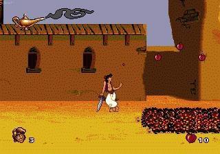 games similar to Disney's Aladdin