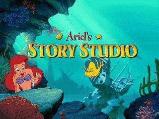 games similar to Ariel's Story Studio