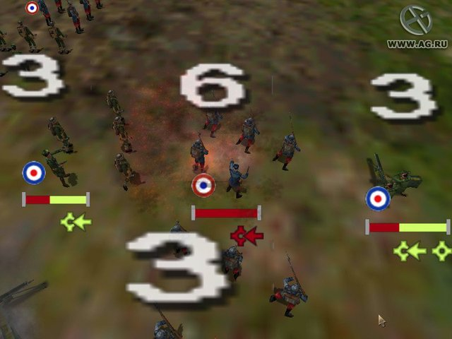 games similar to 1914: The Great War