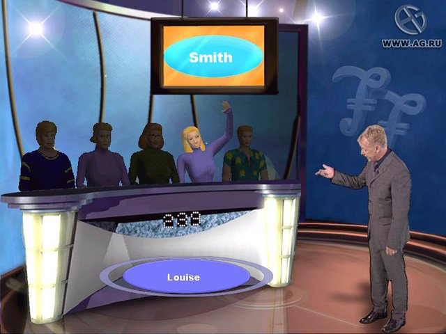 games similar to Family Fortunes