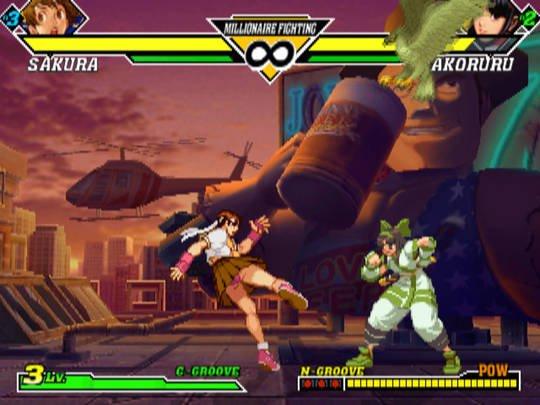 games similar to Capcom vs. SNK 2: Mark of the Millennium 2001