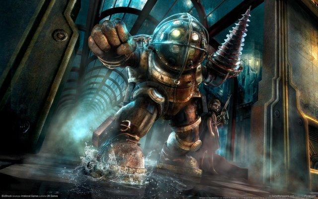 games similar to BioShock