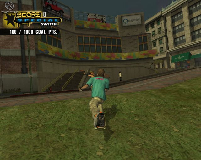 games similar to Tony Hawk's Underground 2