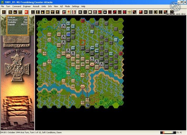 games similar to Panzer Campaigns: Market Garden '44